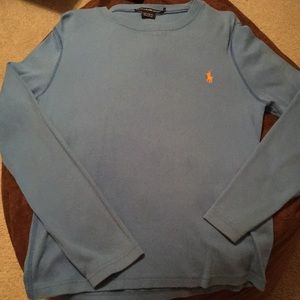 Ralph Lauren sport long sleeve shirt